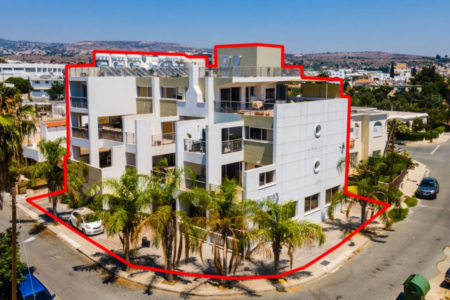 Продажа: Апартаменты, Центр Города, Пафос, FC-28975