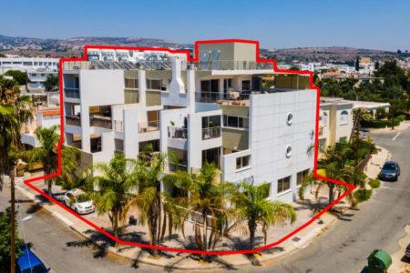 Продажа: Апартаменты, Центр Города, Пафос, FC-28973