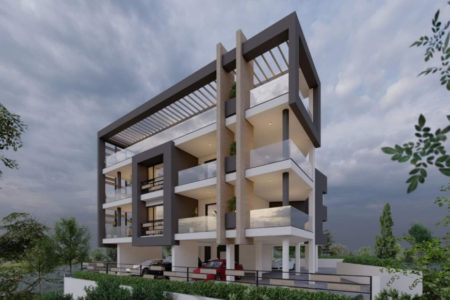 Продажа: Апартаменты, Айос Афанасиос, Лимассол, FC-28399