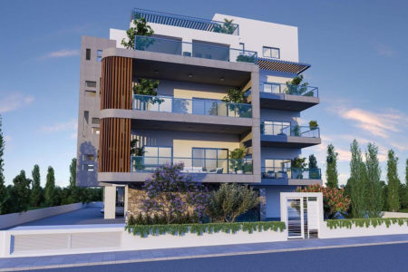 Продажа: Апартаменты, Капсалос, Лимассол, FC-28536
