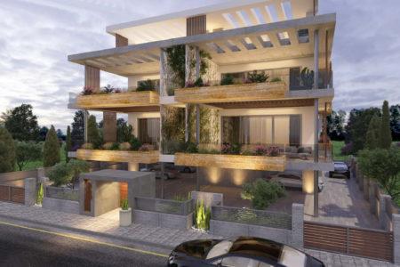 Продажа: Апартаменты, Айос Афанасиос, Лимассол, FC-28548