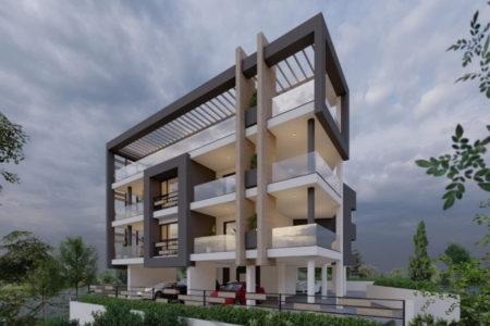 Продажа: Апартаменты, Айос Афанасиос, Лимассол, FC-28401