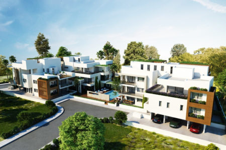 Продажа: Апартаменты, Ливадиа, Ларнака, FC-28505