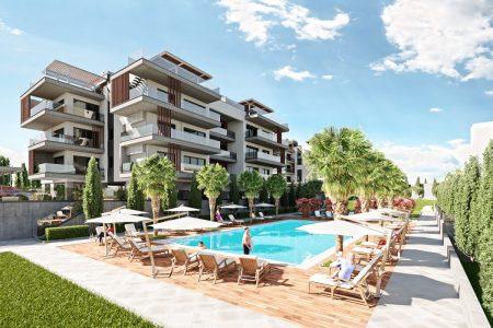 Продажа: Апартаменты, Moutagiaka, Лимассол, FC-34058